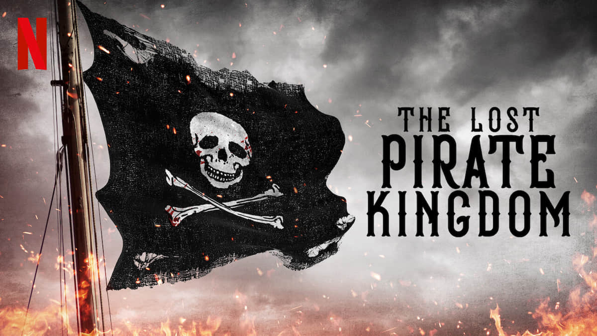 afis Regatul pierdut al piratilor