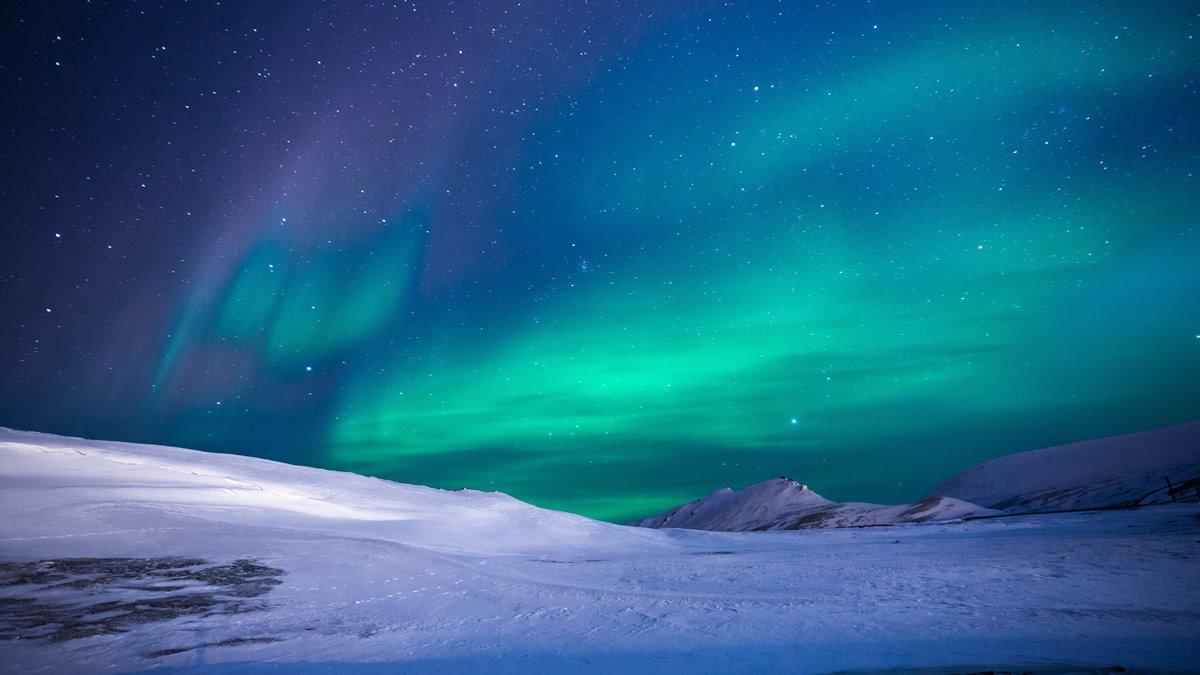 imagine din arctica