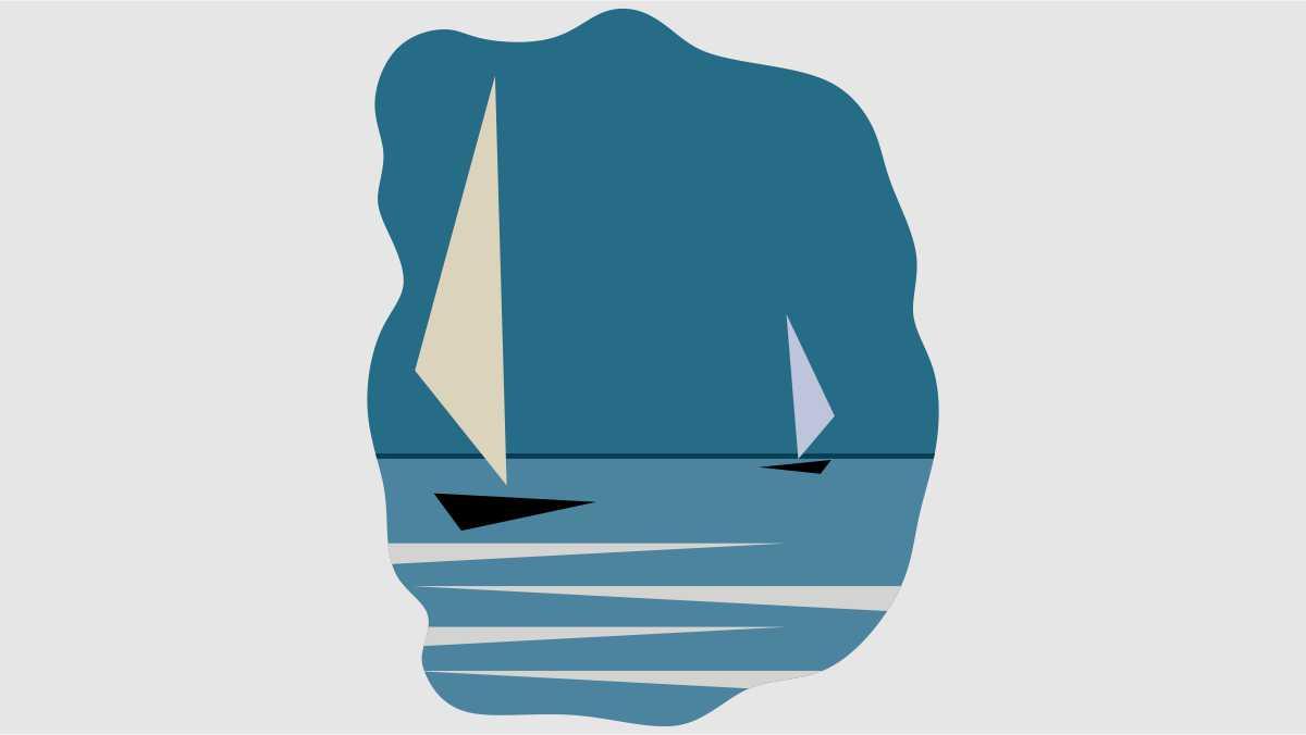 caiac si canoe pe apa